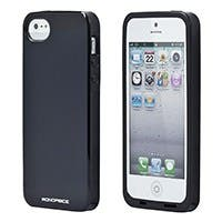 Sure Fit PC+TPU Case for iPhone® 5/5s - Gloss Black