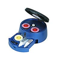 Disc Repairing and Cleaning Kit, Cleans and Repairs Up to 99% of All Scratched Discs