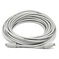 Product Image for 25ft MDIN8 M/M 1:1 Cable - Beige