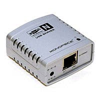 Product Image for Networking USB 2.0 Print Server - Share 1 USB Device
