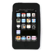 Product Image for Silicone Skin for iPod� Touch 2nd & 3rd Generation - Black