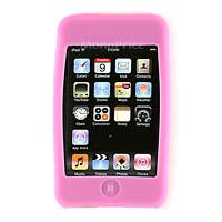 Product Image for Silicone Skin for iPod� Touch 2nd & 3rd Generation - Pink