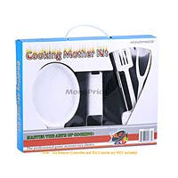 Product Image for Cooking Mother Kit for Wii