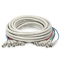Product Image for 5BNC RGB to 5BNC RGB Video Cable - 25ft 