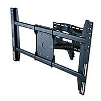 Product Image for Adjustable Tilting/Swiveling TV Wall Mount Bracket for LCD LED Plasma (Max 125 lbs, 32~52 inch)
