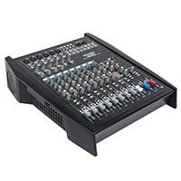 Product Image for 1000-watt, 12-channel Powered Audio Mixer with DSP