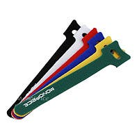 Product Image for Hook & Loop Fastening Cable Ties 6inch, 120pcs/Pack - 6 Colors