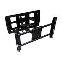 Product Image for Recessed Adjustable Tilting/Swiveling Wall Mount Bracket for LCD LED Plasma (Max 200Lbs, 42~63inch) 