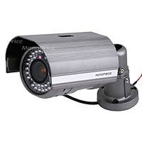 550TVL, 2.8 ~ 11mm Varifocal Lens, 42 IR LEDs, True Day & Night