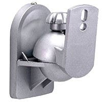 Product Image for Speaker Wall Mounting Bracket - Silver (Max 7.5LBS) - Set of 2
