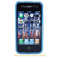 Product Image for TPU Case for AT&T iPhone� 4 - Blue