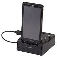 Data Sync and 2nd Battery Charge Cradle for Droid X & Droid X2