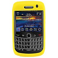 "Product Image for Silicone Case for Blackberry ""Bold"" 9700 - Yellow"