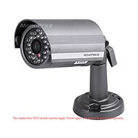 Product Image for 600TVL, 4mm Fixed Lens, 30 IR LEDs, Sony CCD, DC12V, IR Bullet Camera (MDP-K675HFI-30)