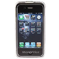 Product Image for Polycarbonate Case for iPhone® 4/4s - Clear