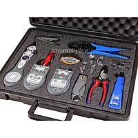 Product Image for Lan & Coaxial Installation Kit w/ Tester & Tone Generator