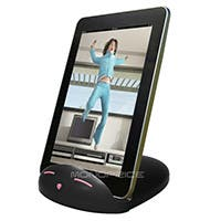 Product Image for Rabbit Character Desktop Stand for all iPad® - Black
