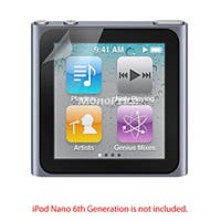 Product Image for Screen Protective Film w/ Privacy Finish for iPod Nano 6th Generation