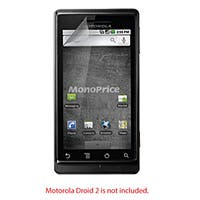 Product Image for Screen Protective Film w/ High Transparency Finish for Motorola Droid 2