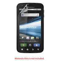 Product Image for Screen Protective Film w/ Privacy Finish for Motorola Atrix