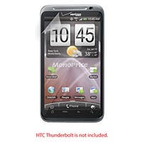 Product Image for Screen Protective Film w/ High Transparency Finish for HTC Thunderbolt and HTC Inspire