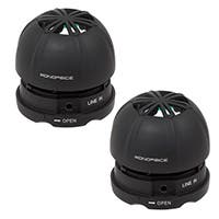 Product Image for Mini Rechargeable Portable Speaker (Pair)