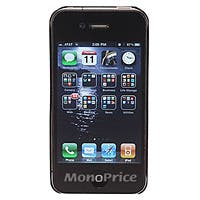 Product Image for Polycarbonate Case for iPhone� 4/4S - Black
