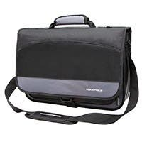 Product Image for 16-inch Premium Laptop Messenger - Black