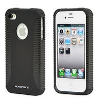Product Image for Sure Grip PC+TPU Case for iPhone� 4/ 4S - Black