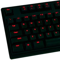 Product Image for Backlit Macro Mechanical Gaming Keyboard w/2 Port USB Hub and Headset/Mic Jacks- Cherry MX Red