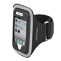 Product Image for Neoprene Sports Armband for iPhone 4/ 4S - Black