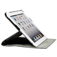 Folio Cover and Stand for iPad® 3 and iPad 4 - Black