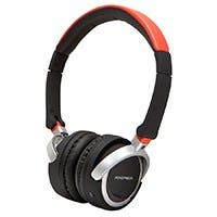 Product Image for Premium Bluetooth™ On-the-Ear Headphone with Built-in Microphone - Red
