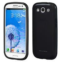 Product Image for TPU Case for Samsung Galaxy SIII -Black