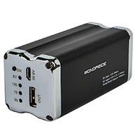 Product Image for External Battery Pack and Charger for iPad�, iPhone�, iPod�, and other USB Mobile Devices (9000mAh)