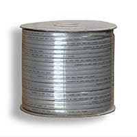 Product Image for 8 Wire, UL, 26AWG, Stranded, Silver - 1000ft 