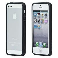 PC+TPU Edge Bumper for iPhone� 5/5s - Black