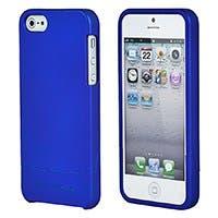 PC Soft Touch Case - Metallic Blue