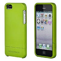 Polycarbonate Soft Touch Case for iPhone® 5/5s - Metallic Green