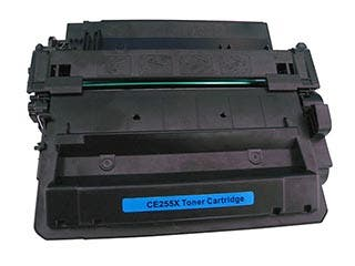 Product Image for MPI Remanufactured HP CE255X Laser/Toner-Black