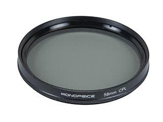 Product Image for 58mm CPL Filter