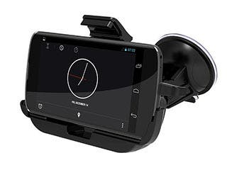 Product Image for LG Nexus 4 CaseDuo Car Mount Charger - Black