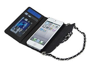 Product Image for Plaid Clutch for iPhone® 5/5s/SE - Black