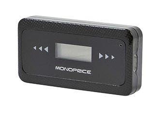 Product Image for FM Transmitter  w/ Optional Charging USB Port