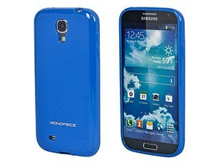Product Image for TPU Case for Samsung Galaxy S4 -Blue