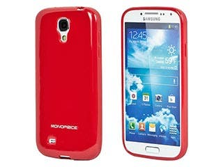 Product Image for TPU Case for Samsung Galaxy S4 -Red