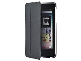 Product Image for Ultra-Slim Stand/Cover with Secure Closure for Nexus® 7 - Black