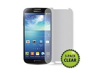 Product Image for Screen Protector 3-Pack for Samsung Galaxy S® 4 - Clear