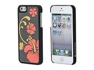 Product Image for Aloha Low-relief Case for iPhone® 5/5s - Gray