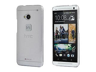 Product Image for Polycarbonate Case for HTC One - Clear